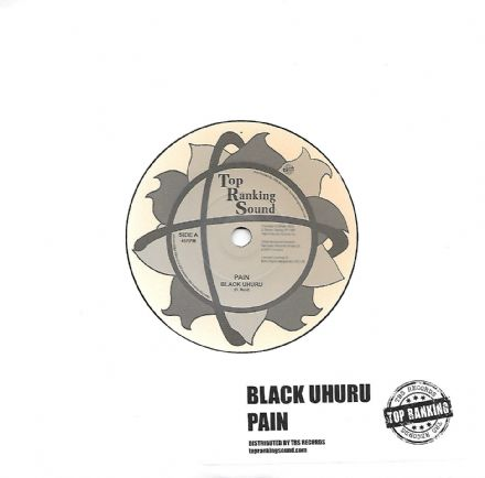 Black Uhuru - Pain / version (TRS) 7""